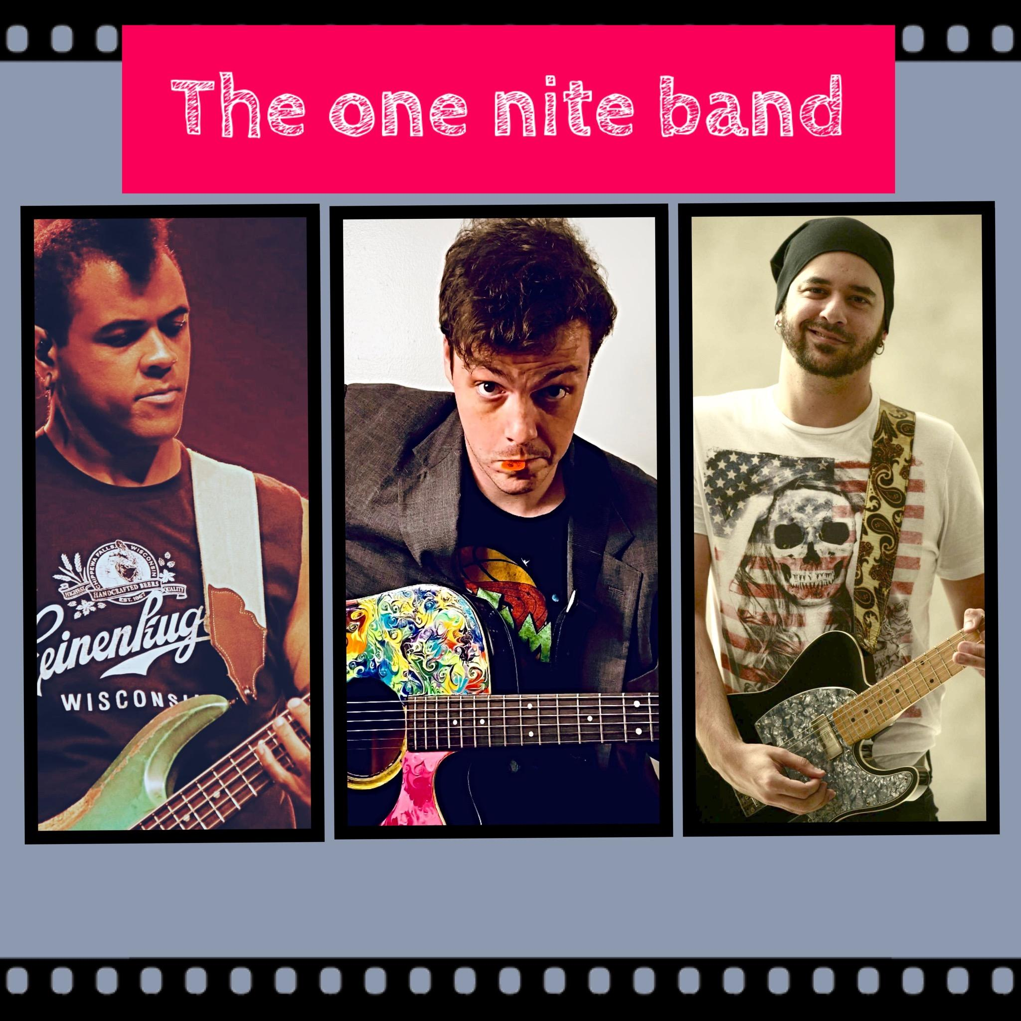 The One Night Band!! - 2nd Floor Stage