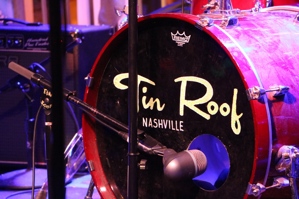 Live Music all day & all night at the Roof!