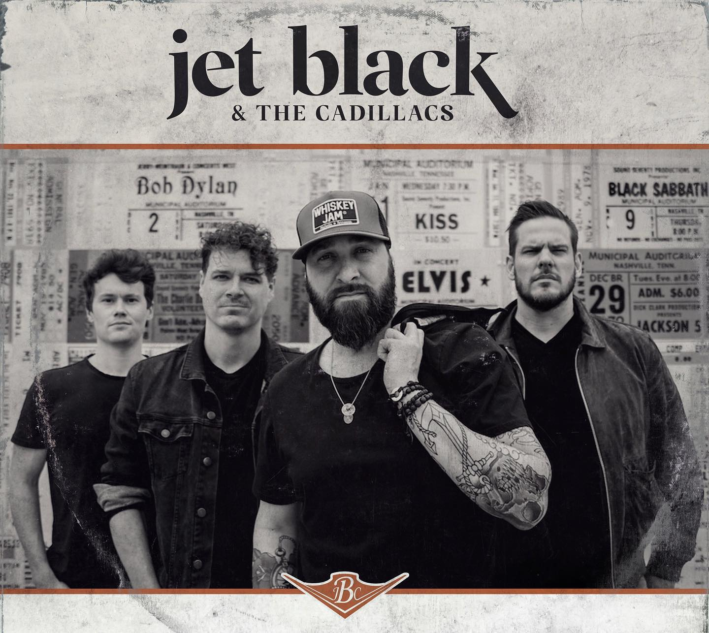 Jet Black and the Cadillacs