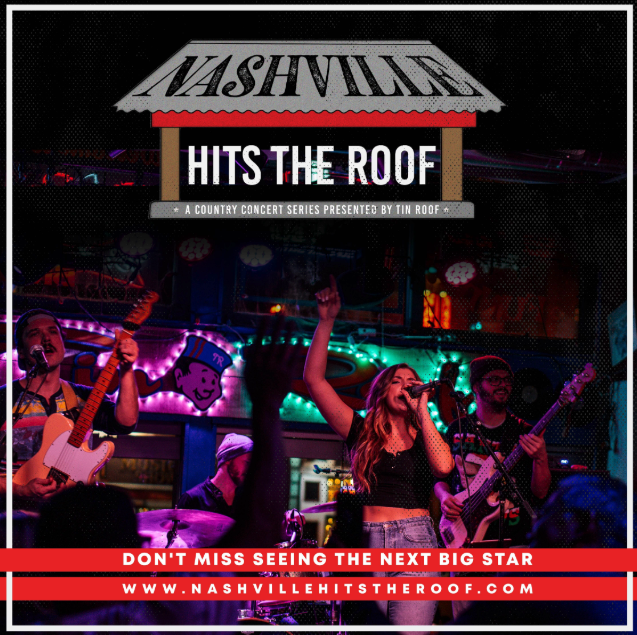 Nashville Hits The Roof
